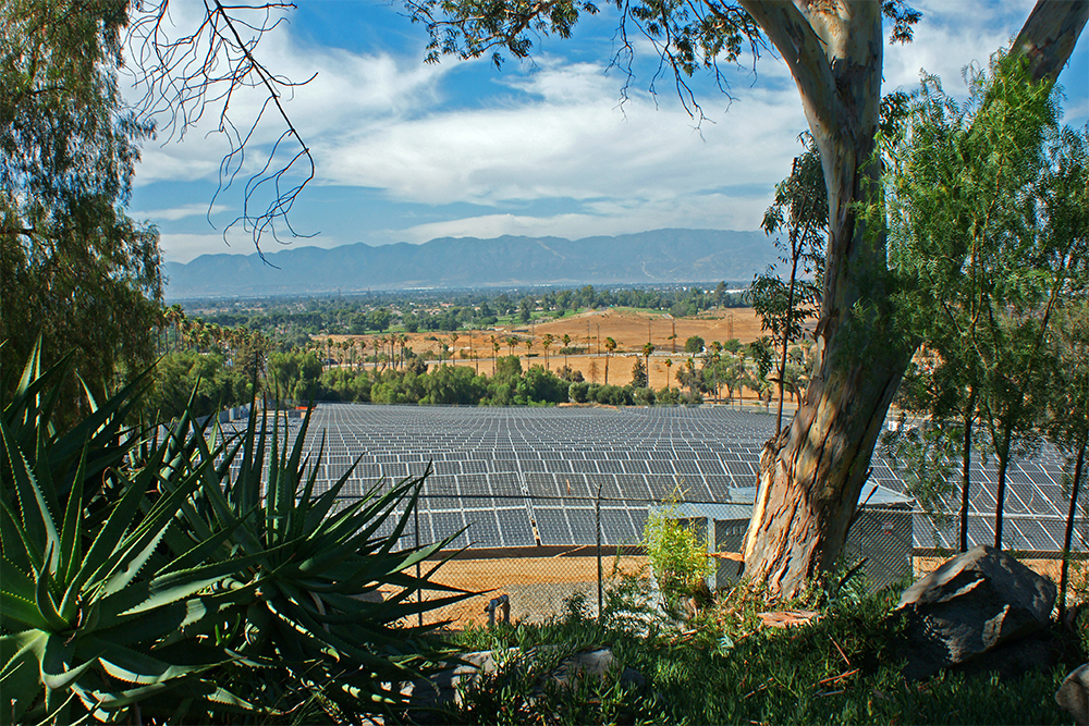 solar site
